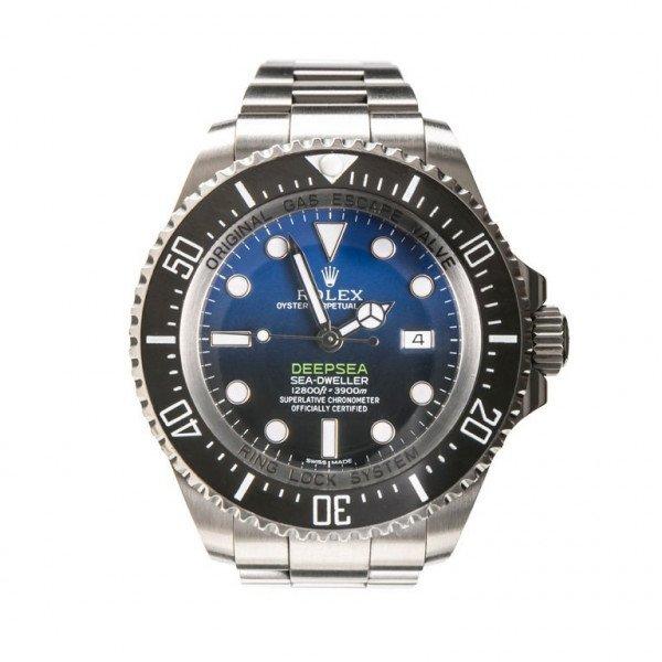 Rolex Deepsea Deepblue