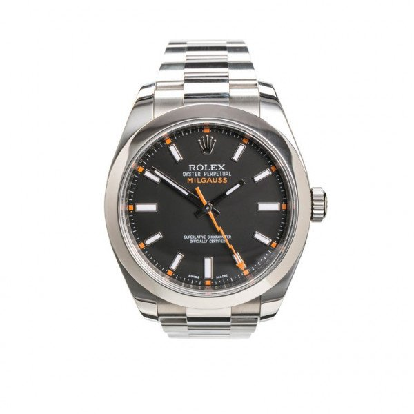 Pre Owned Rolex Milgauss 116400