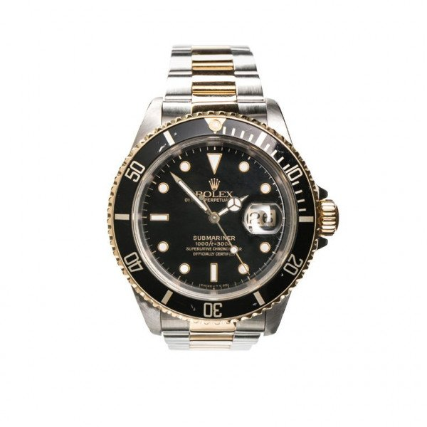 Rolex Steel And Gold Submariner