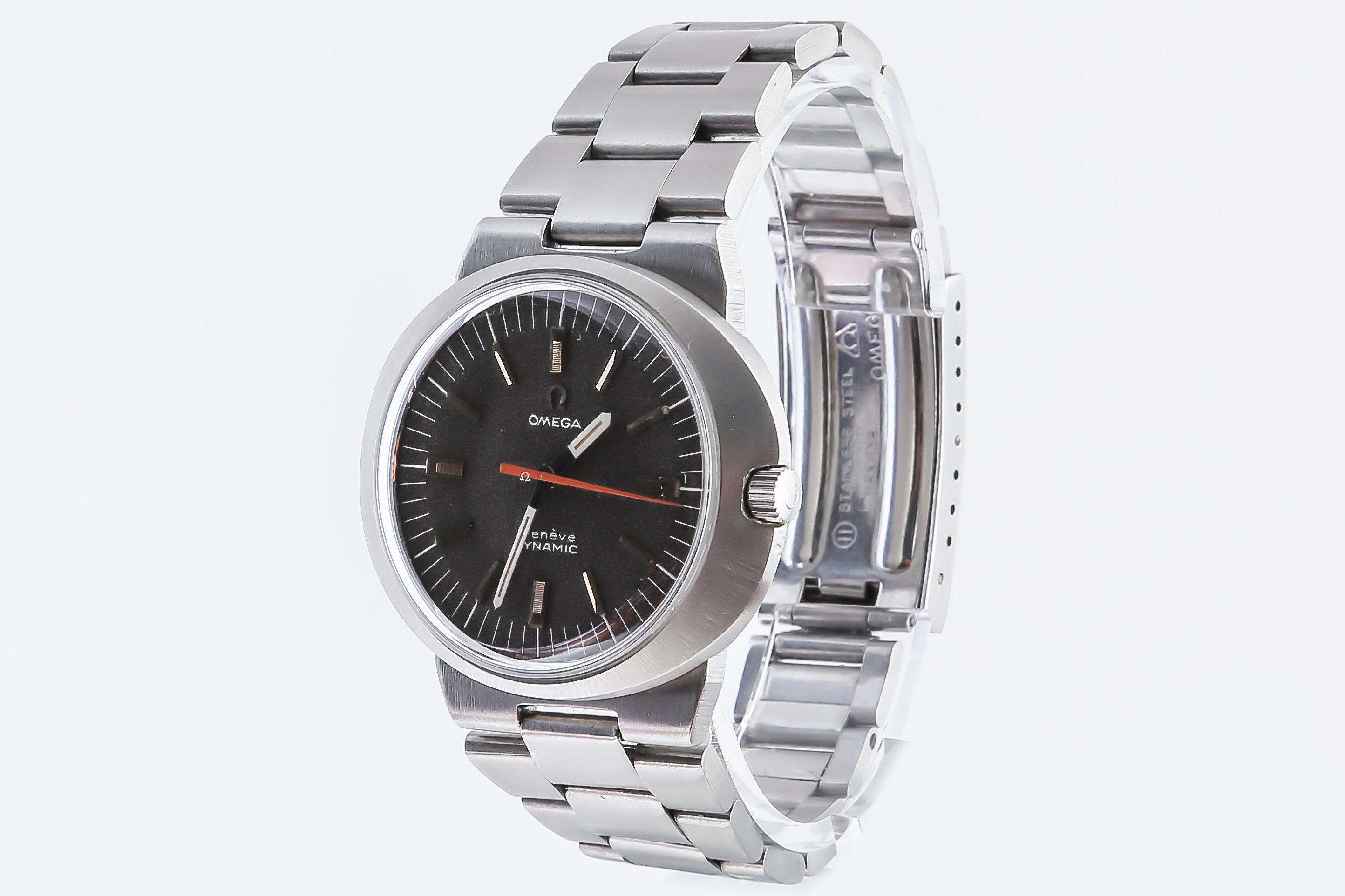 date de sortie: 1eaf9 17c75 Omega Geneve Dynamic - Maunder Watch Co.