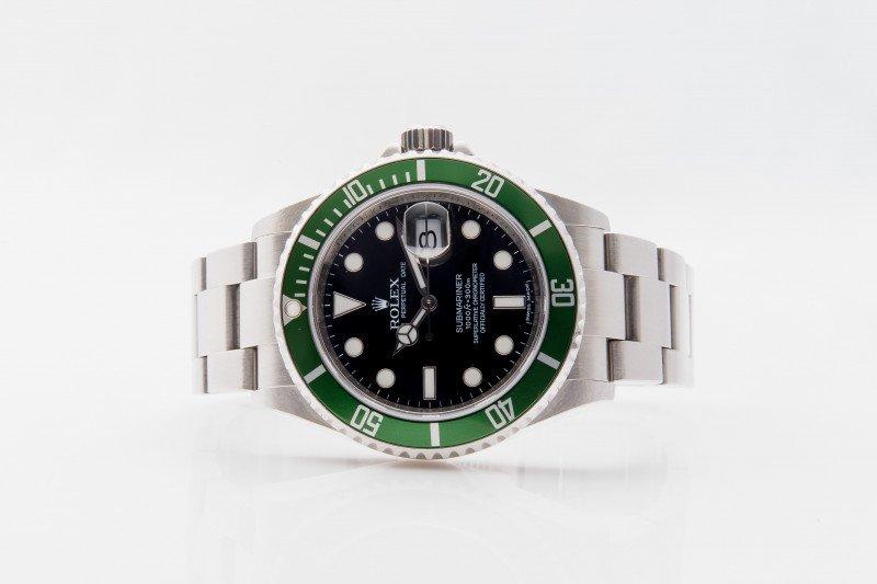 Rolex Submariner 50th anniversary