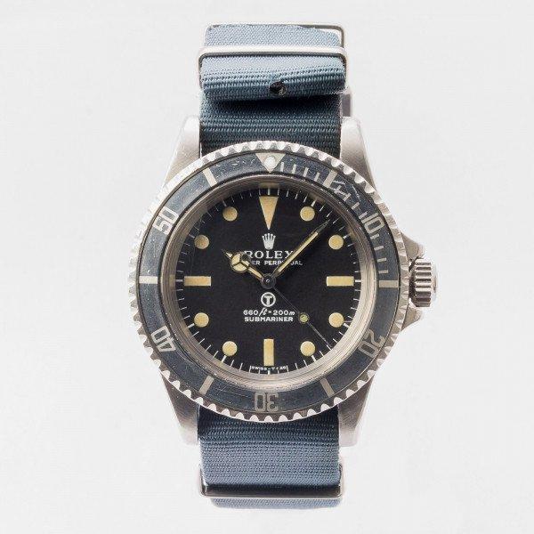 Rolex Military Submariner