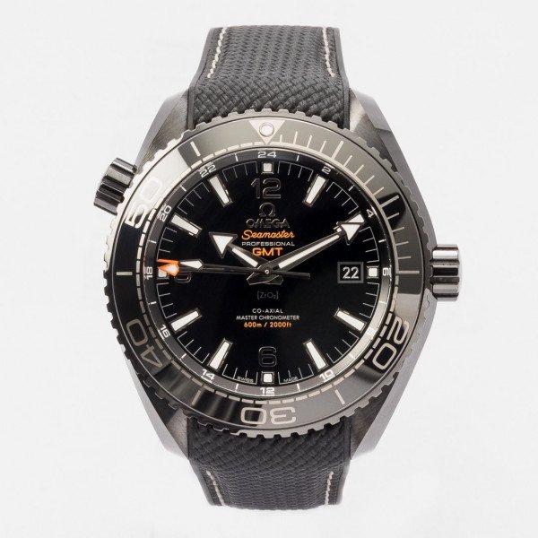 "Omega Seamaster Professional GMT "" Deep Black"""