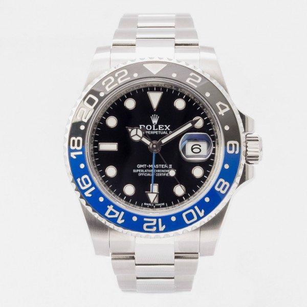 Rolex GMT Master II BLNR