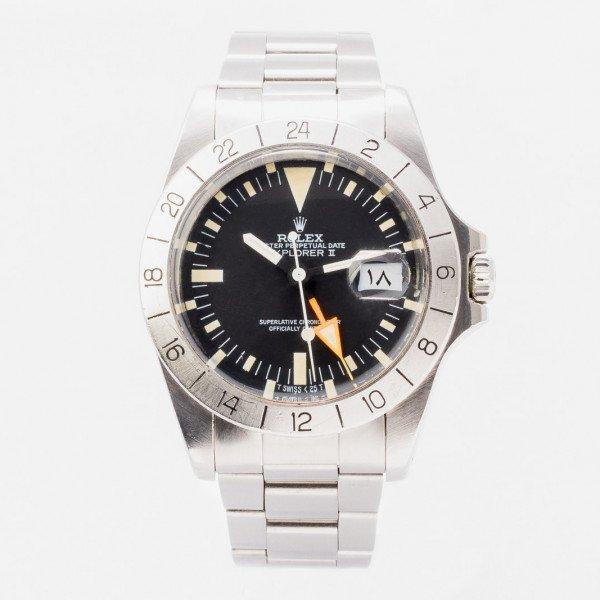 """Rolex Explorer II """"Steve Mcqueen"""""""