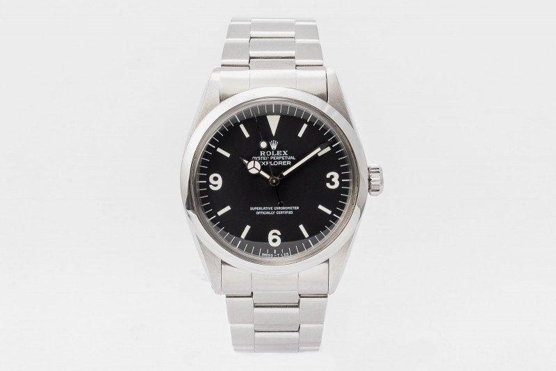 Rolex Explorer 1 Ref 1016
