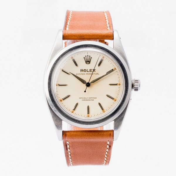 Rolex Oyster Perpetual 'Overttone'